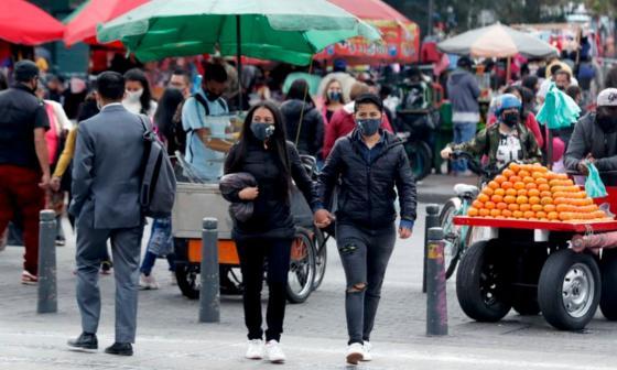 Vuelve el pico y cédula a Bogotá por aumento de contagios