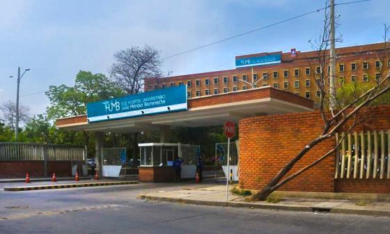 Se robaron eco cardiógrafo del hospital de Santa Marta