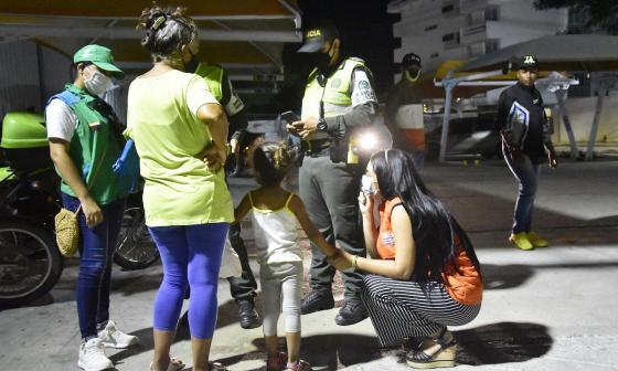 En Santa Marta buscan ponerle freno a la mendicidad infantil