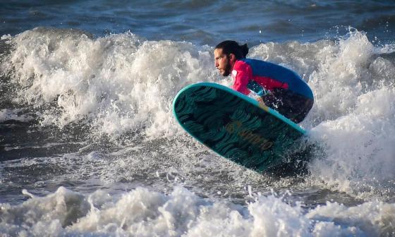 Surf:  más que un deporte, un estilo de vida