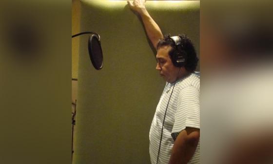 Diomedes Díaz: rey de la puntualidad a la hora de grabar