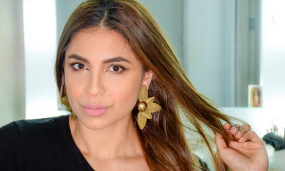 Maquillaje 'glam' y luminoso para celebrar Navidad y Año Nuevo