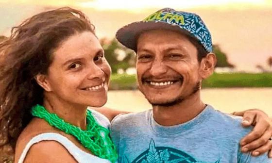 """""""Es un diciembre amargo"""", familiares de ambientalistas muertos en Santa Marta"""