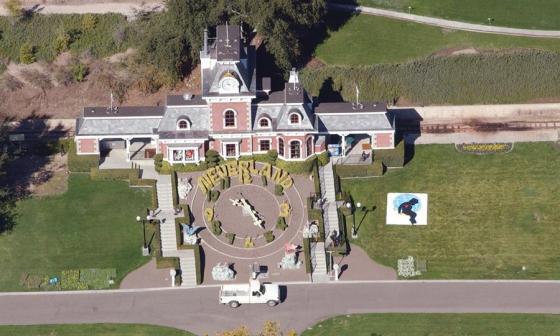 El rancho Neverland de Michael Jackson, vendido por 22 millones de dólares
