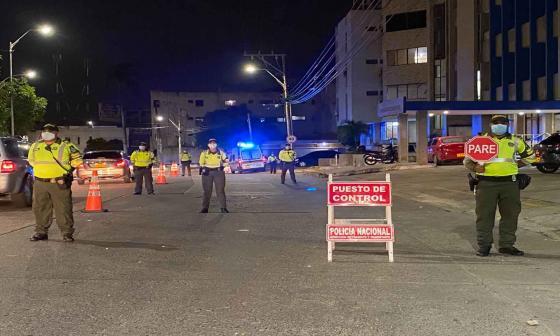 Accidentalidad disminuyó en Barranquilla durante la Navidad