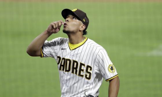 Luis Patiño pasa de Padres a Rays canjeado por el estelar Blake Snell