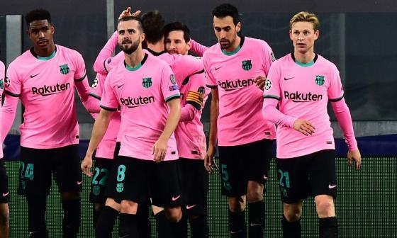 El Barcelona afronta un mes de enero sin tregua
