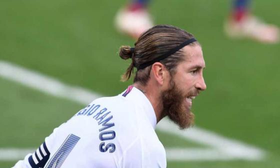 El once ideal de L'Équipe, que incluye a Ramos, está dominado por el Bayern