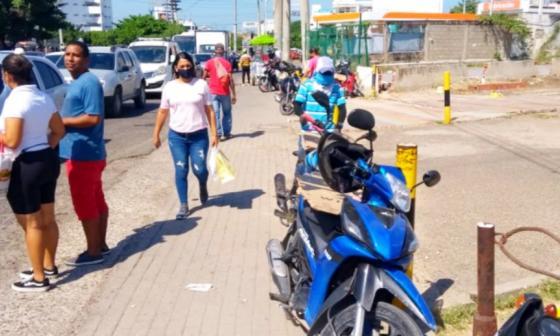 Así aplica el nuevo pico y placa para motos en Cartagena