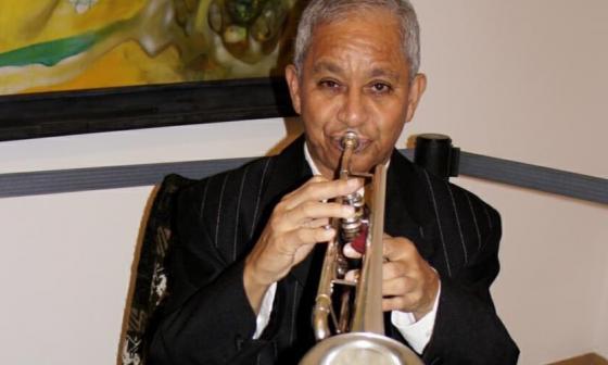 Se apagó la llama del trompetista Héctor 'Bomberito' Zarzuela