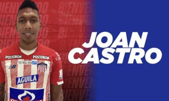Junior oficializa la incorporación de Joan Castro