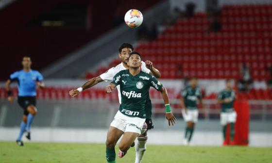 Palmeiras recibirá mañana a RIver en el Allianz Parque de Sao Paulo.