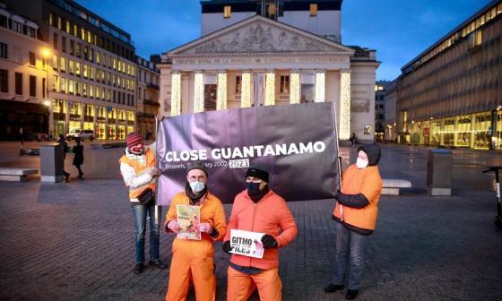 Amnistía Internacional le pide a Joe Biden cerrar el penal de Guantánamo