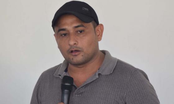 Líder social del sur de Córdoba fue detenido por porte ilegal de armas