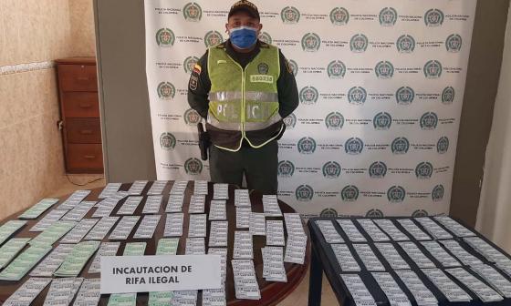 Rifas ilegales generan pérdidas mensuales de $1.000 millones en Sucre