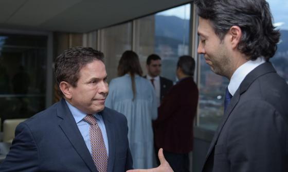 Álvaro Rendón, gerente de EPM, renunciaría al cargo