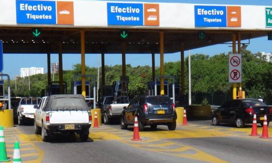 Contrato de peajes en Cartagena tendría irregularidades de $300 mil millones
