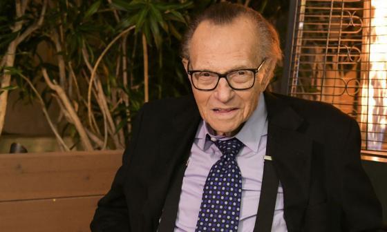 Adiós a Larry King, la estrella de la televisión