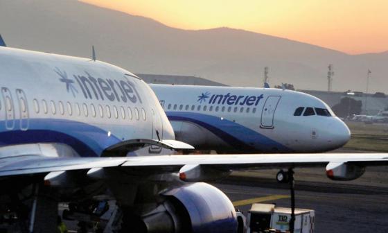 Supertransporte sanciona a Interjet por $219 millones
