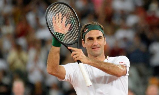 Roger Federer anuncia su regreso al tenis