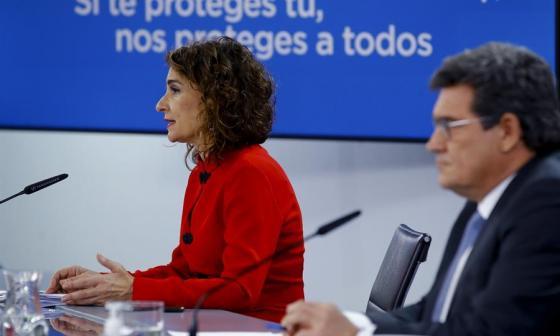 España aumenta las restricciones a vuelos procedentes de Brasil y Sudáfrica