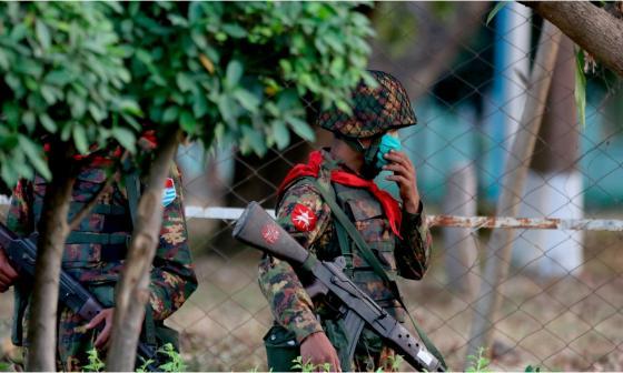 Birmania aparenta normalidad tras golpe de Estado