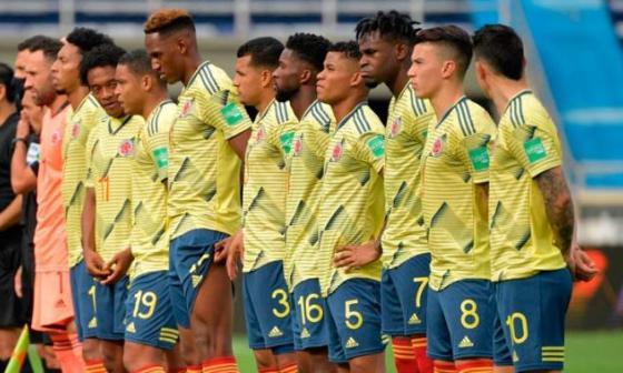 Colombia vs. Brasil se jugará el 26 de marzo, en Barranquilla