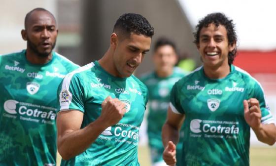 El barranquillero Pablo Sabbag se lleva sus goles al fútbol argentino
