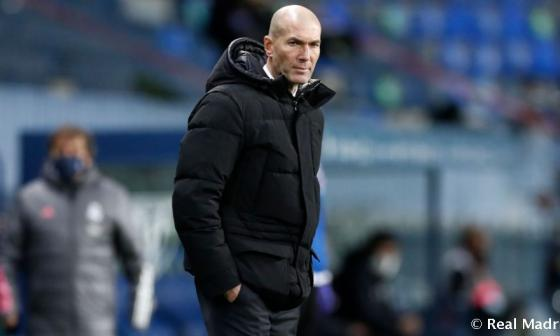 """Espero un poco de respeto"": Zinedine Zidane"