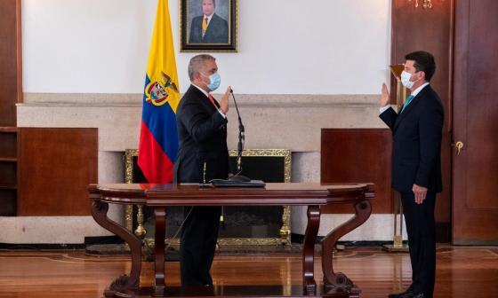 Buenaventura: primera tarea de Duque a nuevo ministro de Defensa