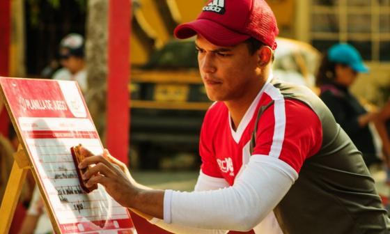 Por robarle la moto asesinan a instructor de la Fundación Fútbol con Corazón