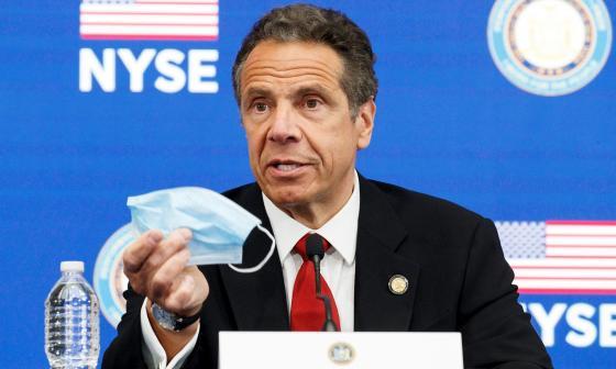 Nueva York reabrirá estadios para partidos y conciertos, con aforo limitado