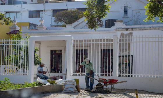 Investigan intervenciones ilegales en bienes culturales de Barranquilla