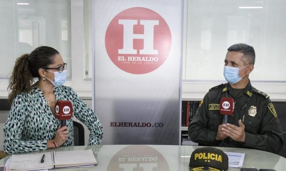 Las estrategias de seguridad que se implementarán en Barranquilla