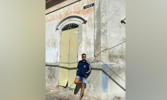 Carlos Vives visita la ciudad puertorriqueña de Ponce