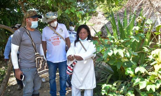 Alcaldía de Santa Marta promueve el turismo en comunidades ancestrales