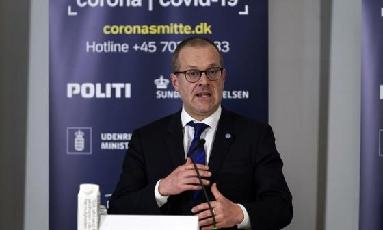 El director regional para Europa de la OMS, Hans Kluge.