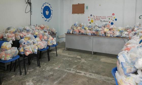 Adjudican el PAE en Santa Marta por $15.512 millones