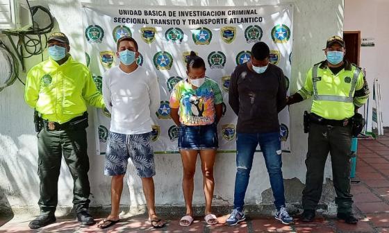 Desarticulan la banda delincuencial 'los Pola'