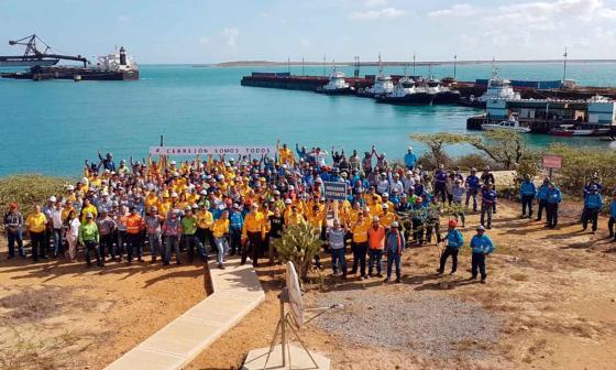 Preocupación en La Guajira por la salida de 450 trabajadores de Cerrejón