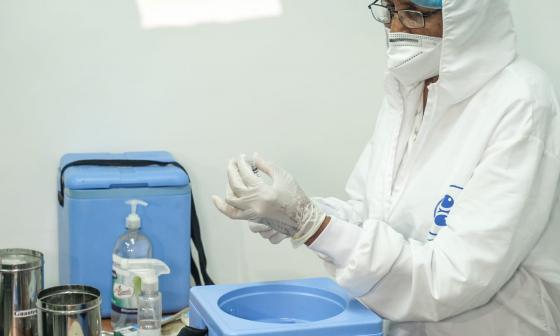 En esta nueva fase las vacunas son para personal de salud en primera línea de covid-19 y adultos mayores de 80 años.