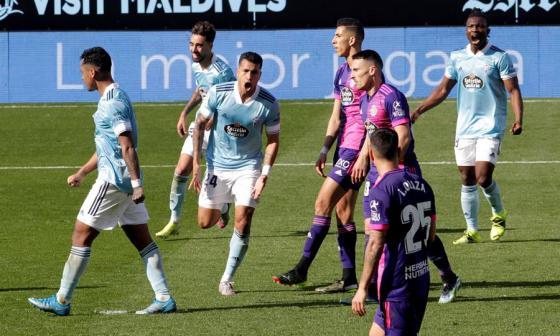 En video   El gol de Jeison Murillo rescata un punto para el Celta