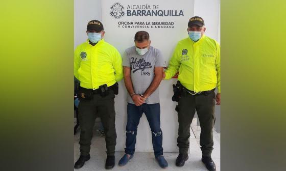 Lo capturan por robar $24 millones en un 'fleteo'