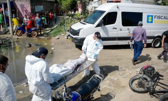 En febrero se registraron 23 homicidios en Barranquilla