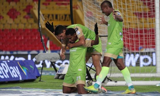 Jaguares vence a Millonarios en Bogotá y es quinto en la tabla