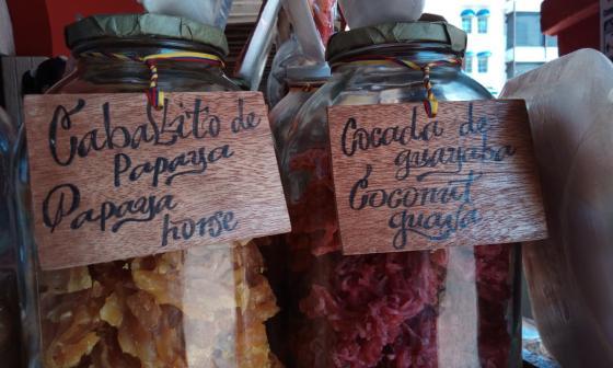 Comienza proceso para que vendedoras de dulces sean patrimonio de Cartagena