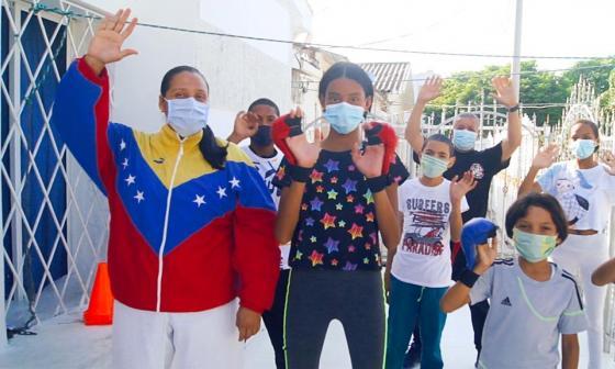 Capacitarán a 300 migrantes y nacionales de Cartagena en emprendimiento
