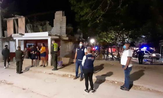 Samarios preocupados por el aumento de casos de Covid-19 y ocupación UCI