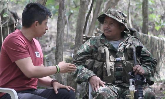 La historia de 'Gentil Duarte', primer disidente de las Farc tras el acuerdo