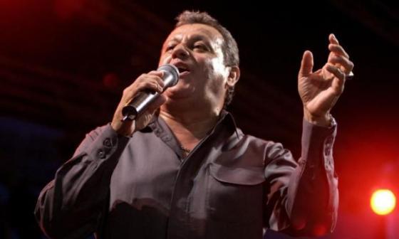 Ismael Miranda lleva más de 50 años de carrera artística.